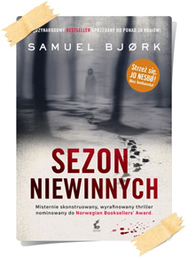 Samuel Bjørk: Sezon niewinnych