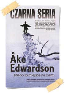 Åke Edwardson: Niebo to miejsce na ziemi