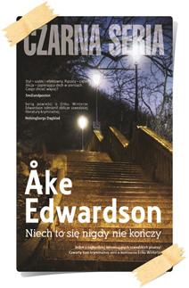 Åke Edwardson: Niech to się nigdy nie kończy