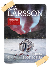 Åsa Larsson: Burza słoneczna