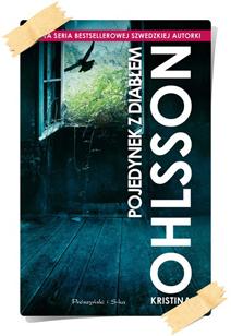Kristina Ohlsson: Pojedynek z Diabłem