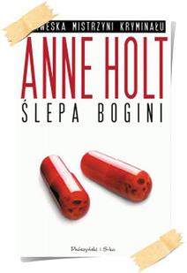Anne Holt: Ślepa Bogini