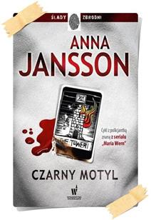 Anna Jansson: Czarny motyl