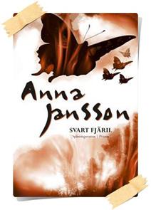 Anna Jansson: Svart fjäril