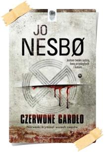 Jo Nesbø: Czerwone gardło