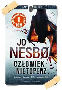 Jo Nesbø: Człowiek nietoperz