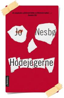 Jo Nesbø: Hodejegerne