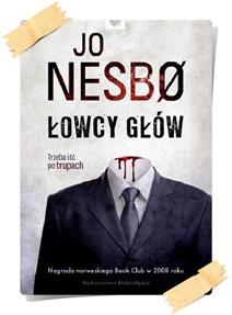 Jo Nesbø: Łowcy głow