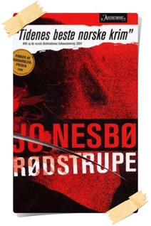 Jo Nesbø: Rødstrupe