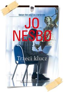 Jo Nesbø: Trzeci klucz (wydanie pierwsze)