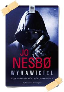 Jo Nesbø: Wybawiciel (wydanie pierwsze)