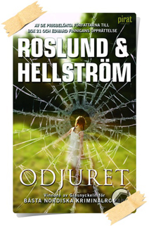 Anders Roslund, Börge Hellström: Odjuret