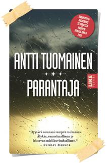 Antti Tuomainen: Parantaja