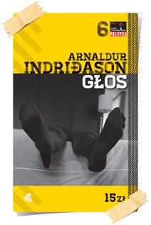 Arnaldur Indriðason: Głos