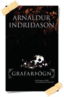 Arnaldur Indriðason: Grafarþögn