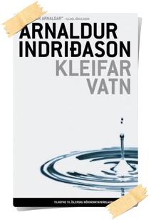 Arnaldur Indriðason: Kleifarvatn