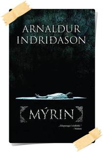 Arnaldur Indriðason: Mýrin