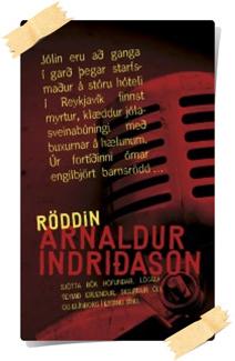 Arnaldur Indriðason: Röddin