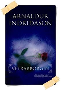 Arnaldur Indriðason: Vetrarborgin