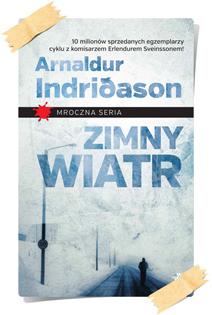 Arnaldur Indriðason: Zimny wiatr