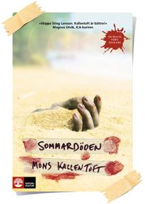 Mons Kallentoft: Sommardöden