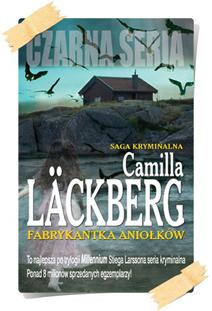 Camilla Läckberg: Fabrykantka aniołków