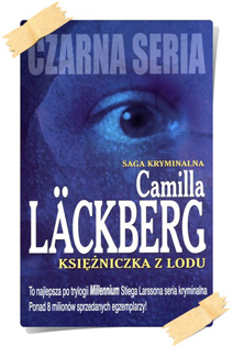 Camilla Läckberg: Księżniczka z lodu