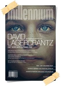 David Lagercrantz: Det som inte dödar oss
