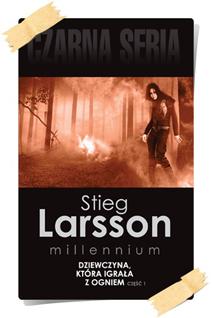 Stieg Larsson: Dziewczyna, która igrała z ogniem (Wydanie kolekcjonerskie, część 1)
