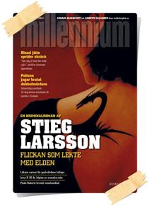 Stieg Larsson: Flickan som lekte med elden