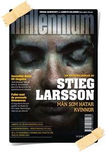 Stieg Larsson: Män som hatar kvinnor
