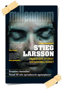 Stieg Larsson: Mężczyźni, którzy nienawidzą kobiet