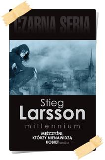 Stieg Larsson: Mężczyźni, którzy nienawidzą kobiet (Wydanie kolekcjonerskie, część 2)