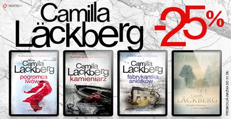 Camilla Läckberg w Nexto