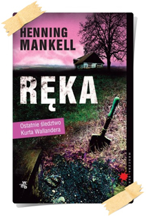 Henning Mankell: Ręka