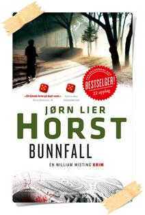 Jørn Lier Horst: Bunnfall