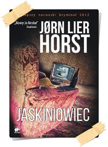 Jørn Lier Horst: Jaskiniowiec
