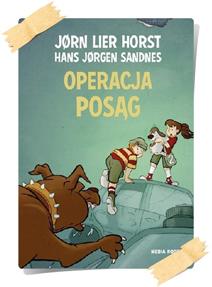 Jørn Lier Horst: Operacja Posąg