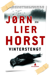Jørn Lier Horst: Vinterstengt