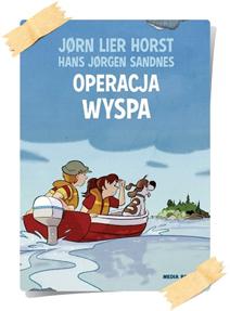 Jørn Lier Horst: Operacja Wyspa