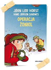 Jørn Lier Horst: Operacja Żonkil