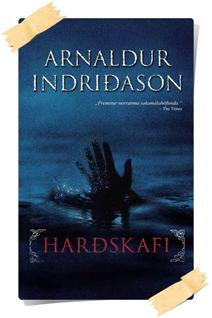 Arnaldur Indriðason: Harðskafi