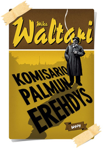 Mika Waltari: Komisario Palmun erehdys