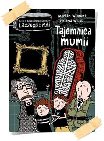 Martin Widmark: Tajemnica mumii