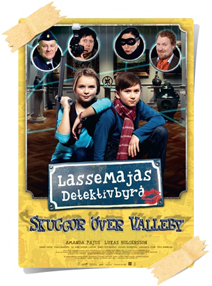 Biuro detektywistyczne Lassego i Mai. Cienie nad Valleby (Skuggor över Valleby)