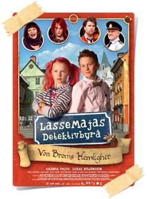 Biuro Detektywistyczne Lassego i Mai. Sekret rodziny von Brom (Von Broms hemlighet)