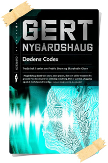 Gert Nygårdshaug: Dødens codex