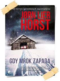 Jørn Lier Horst: Gdy mrok zapada