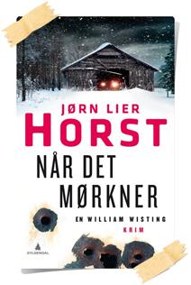 Jørn Lier Horst: Når det mørkner