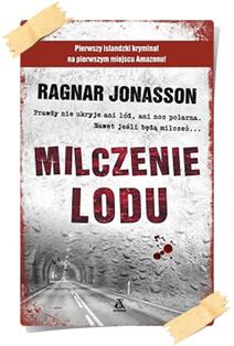 Ragnar Jónasson: Milczenie lodu